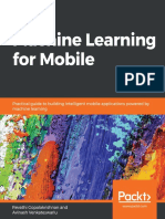 Machine Learning for Mobile