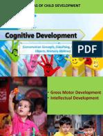 Areas of Child Development