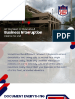 What You Need to Know About Business Interruption