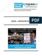 ANAIS ANPAE-RN 2018 - Versão 19.02.19