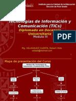 TIC enseñanza universitaria (Diplomado)