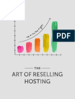 The Art of Reselling Hosting