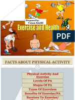 3. Pysical Activity