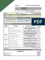 Protocolos Evaluacion Desempeño 2019
