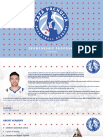 Sponsorship proposal - Zaza Pachulia Basketball Academy - ENG