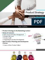 Product Strategy Trina