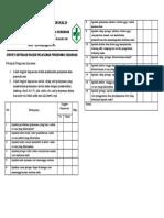 Form Survey Kepuasan