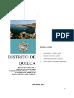 Proyecto Caleta de Honoratos