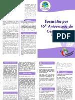 Subsidio LITURGICO de Centimision