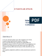 Cerebro Vascular Attack