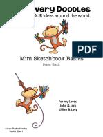 Mini Doodle Book Update 2015 6x4 FA SinglePGS