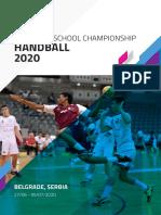 bulletin1 isf wsc handball 2020