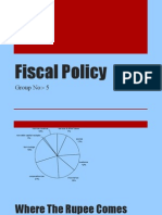 G5- Fiscal Policy