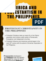 America and Protestantism