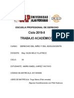 Derecho Del Niño y Del Adolescente - Copia