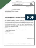 DIN EN 111 2003-06