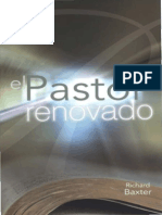 BAXTER, Richard (2009). El Pastor Renovado. Carlisle, PA, El Estandarte de La Verdad - Editorial Peregrino