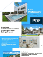 Importance of Professional Real Estate Photography When Selling a Property