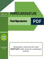 1 - Plant Reproduction