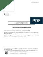 Liste des NF de géotechnique.pdf