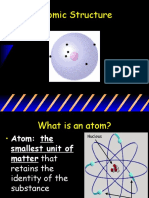 Atomic Structure and Isotopes 7