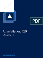 AcronisBackup 12.5 Userguide It-IT