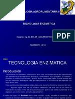 Tecnologia de Enzimas Industriales