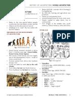 01 HOA Prehistoric Arch Stone Age