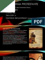 La Reforma Protestante Carlos