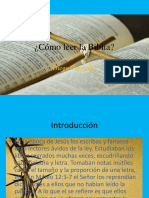 Proyecto Biblia