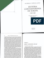 Briggs, A.; Clavin, P. Historia Contemporánea de Europa. Cap. 2 y 3