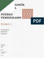 antropologia cutural del pueblo venezolano