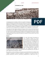 Huelga General de Noviembre de 1922
