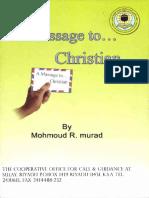 Massage to Christians.pdf