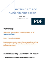 CCGL9061 - 2 - Humanitarian and Humanitarianism