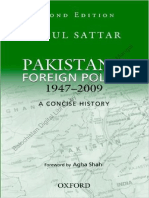 Pakistan's Foreign Policy by Abdul Sattar