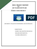 PROGRESS  PROJECT REPORT1