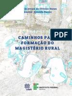 CADERNO CAMINHOS PARA FORMAÇÃO DO MAGISTÉRIO RURAL 08 07 2019.pdf