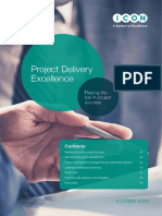 ICON Project Delivery Raising the Bar Brochure