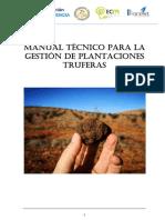 Manual Truficultura