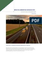 Estudos Ambientais de rodovias