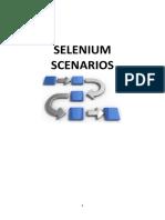 selenium scenario