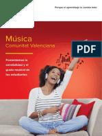 Catalogo Musica Comunidad Valenciana 2019