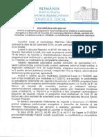 269-156.Actualizarea Programului Local Multianual de Crestere a Performantei Energetice La Blocurile de Locuinte Din Mun Rm-Valcea