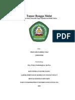 Referat Tumor Rongga Mulut