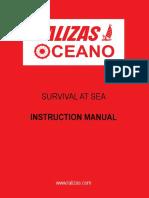 LALIZAS OCEANO - Survival at Sea