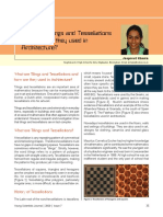 What Are Tilings and Tessellations and How Are They Used in Architecture