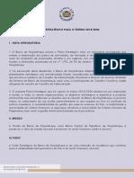 Pt 176 Plano Estratégico 2018 -2020