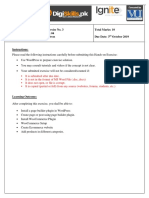 WPS Assignment