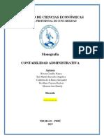 Monografìa Contabilidad Adm
